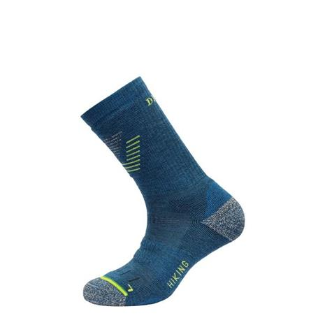 Devold Unisex Hiking Medium Merinovillasukka, SkyDiver / 35-37, Miesten alusvaatteet, sukat, pyjamat ja kylpytakit