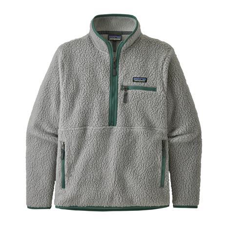 Patagonia Naisten Retro Pile Fleece Marsupial - Kierrätettyä Polyeste, Salt Grey / S