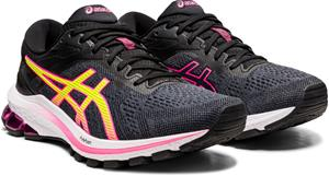 asics GT-1000 10 Shoes Women, black/hot pink
