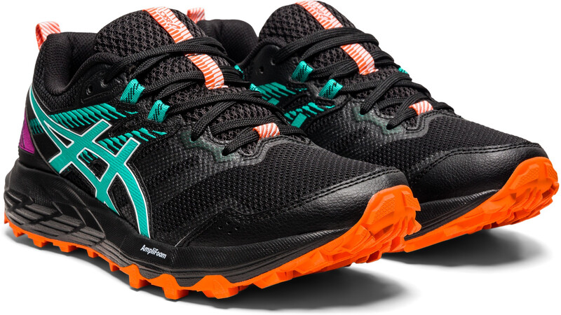asics Gel-Sonoma 6 Shoes Women, black/baltic jewel