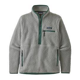 Patagonia Naisten Retro Pile Fleece Marsupial - Kierrätettyä Polyeste, Salt Grey / L