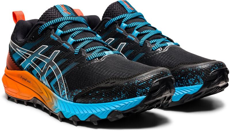 asics Gel-Trabuco 9 Shoes Men, black/white