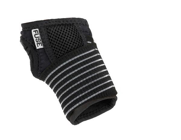 FUSE Alpha Wrist Support, black/white