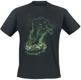 Leijonakuningas - Be Prepared - T-paita - Miehet - Musta, Miesten paidat, puserot ja neuleet