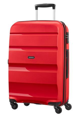 American Tourister matkalaukku Bon Air Spinner, punainen, iso