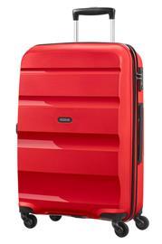 American Tourister matkalaukku Bon Air Spinner, punainen, keskikoko
