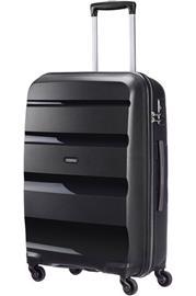 American Tourister matkalaukku Bon Air Spinner, musta, keskikoko