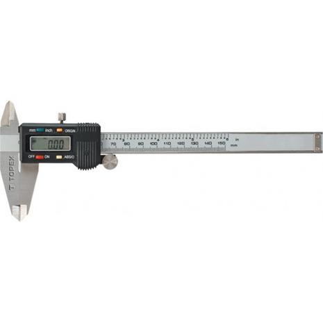 Työntömitta 150mm digi, 0,01mm