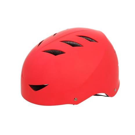 BMX S, punainen - pyöräilykypärä