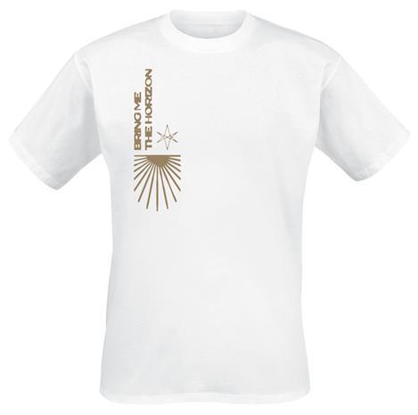 Bring Me The Horizon - Tools - T-paita - Miehet - Valkoinen