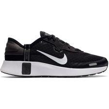 Nike Reposto - Musta/Valkoinen/Harmaa Lapset, Miesten urheilukengät
