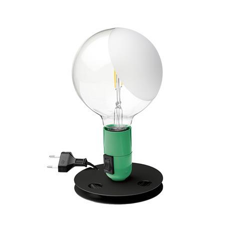 Flos Flos-Lampadina Table Lamp, Green, Valaisimet