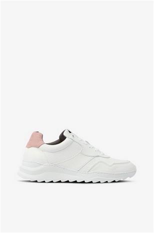 Bianco Tennarit biAdevony Vegan Sneaker