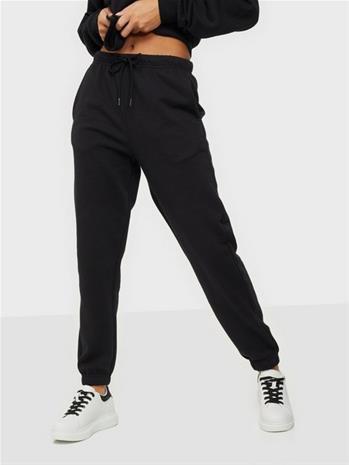 Pieces Pcchilli Hw Sweat Pants D2D Black
