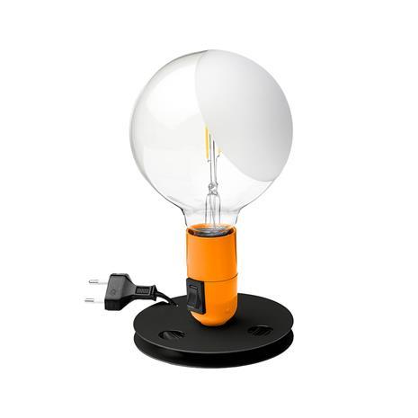 Flos Flos-Lampadina Table Lamp, Orange