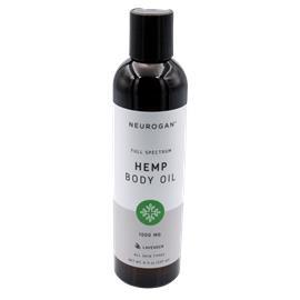 Neurogan - CBD Body Oil 1000 ml 240 ml