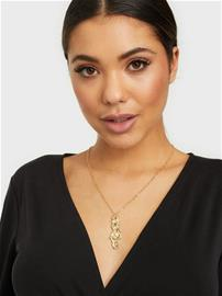 NLY Accessories Gold Climb Necklace