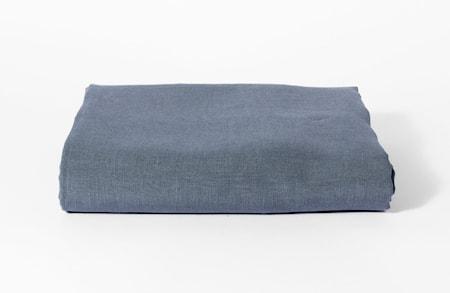 Linneverket Pöytäliina Blue Steel 150x450 cm