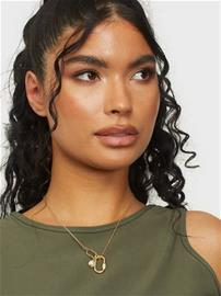 NLY Accessories Hooked Necklace