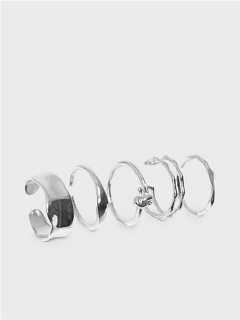 NLY Accessories Melted Halo Ring Package Hopea