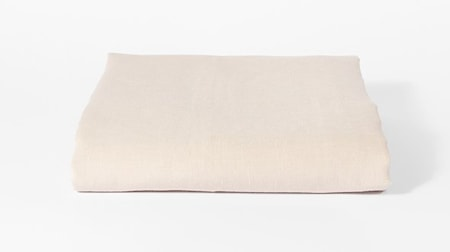 Linneverket Pöytäliina Nude 150x350 cm