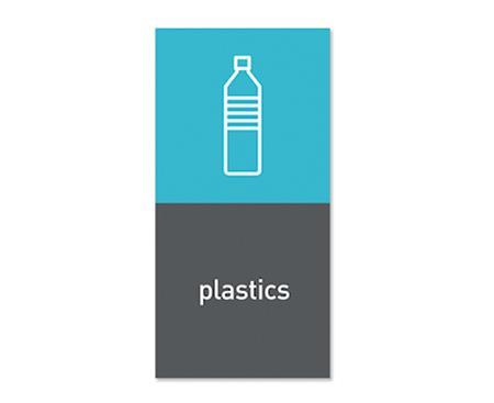 Simplehuman Magneettitarra Roska-astiaan Plastics