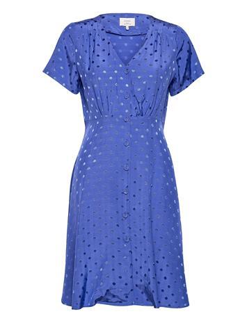 Nä¼mph Nubrandall Dress Polvipituinen Mekko Sininen Nä¼mph DAZZLING BLUE