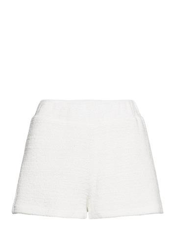 Gina Tricot Addison Shorts Shortsit Valkoinen Gina Tricot OFFWHITE