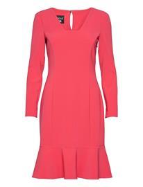 Boutique Moschino Boutique Moschino Dress Polvipituinen Mekko Vaaleanpunainen Boutique Moschino PINK