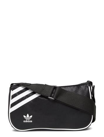 adidas Originals Mini Airliner Bags Small Shoulder Bags - Crossbody Bags Musta Adidas Originals BLACK