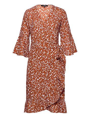 Ilse Jacobsen Dress Polvipituinen Mekko Punainen Ilse Jacobsen REDWOOD