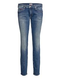 Tommy Jeans Low Rise Skinny Sophie Rbst Skinny Farkut Sininen Tommy Jeans ROYAL BLUE STRETCH