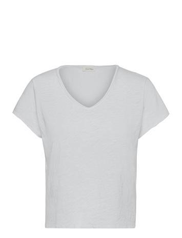 American Vintage Sonoma T-shirts & Tops Short-sleeved Valkoinen American Vintage BLANC