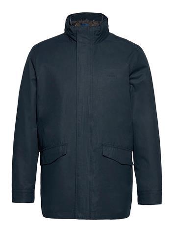 GANT D1. Gant Double Jacket Ohut Takki Sininen GANT NAVY