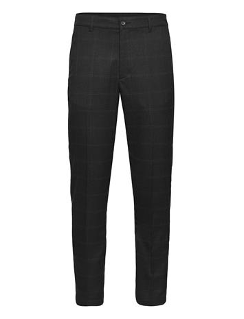 Woodbird Tien Chins Pants Chinot Housut Musta Woodbird BLACK
