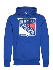 Fanatics New York Rangers Value Essentials Overhead Hoodie Huppari Sininen Fanatics ROYAL
