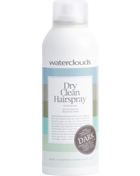 Waterclouds Dark Dry Clean Hairspray 200ml