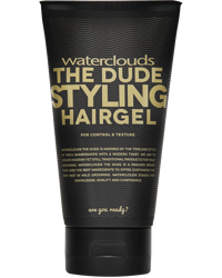 Waterclouds The Dude Styling Hair Gel 150ml