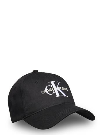 Calvin Klein J Re-Issue Baseball Cap Accessories Headwear Caps Musta Calvin Klein BLACK BEAUTY