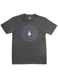 Volcom Big Blot Heather T-Shirt heather black Jätkät