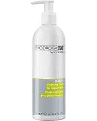 Biodroga MD Clear+ Cleansing Fluid 190ml