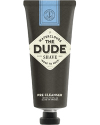 Waterclouds The Dude Pre Shave Cleanser Soap, 100ml