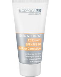 Biodroga MD CC Cream SPF20 Colour Correction for Redness 40ml