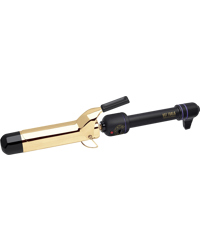 24K Gold Salon Curling Iron 38mm