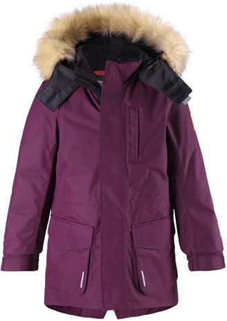 REIMA Lyhyt takki Reimatec Naapuri Deep purple 531351-4960-146