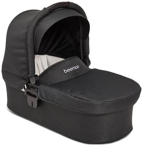 Beemoo Maxi 4 Vaunukoppa, Black