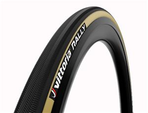 Vittoria Rally Tubular Tyre 700x23C, beige