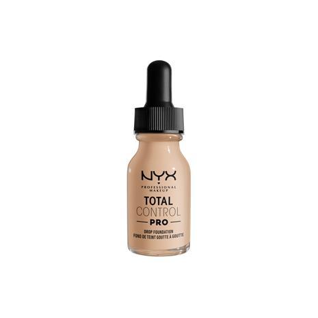 NYX Professional Makeup - Total Control Pro Drop Foundation - Alabaster