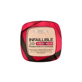 L'Oréal Paris Infaillible 24h Fresh Wear 9 g meikkipuuteri