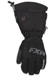FXR M Heated Transfer 20 lämmittävät ajohanskat